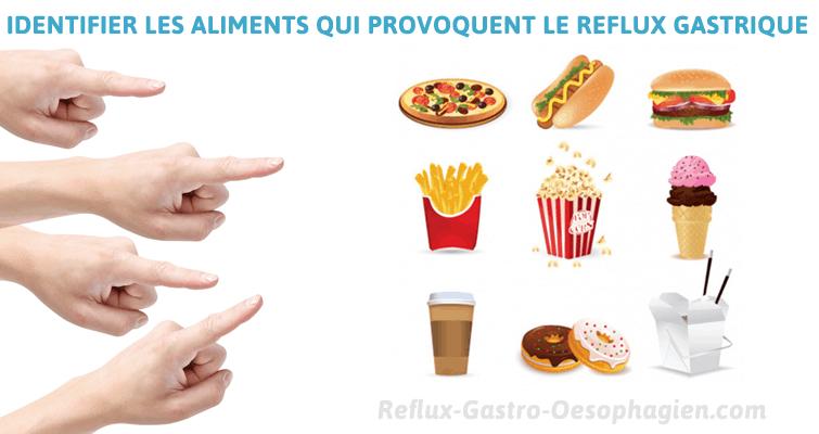 aliments reflux gastrique