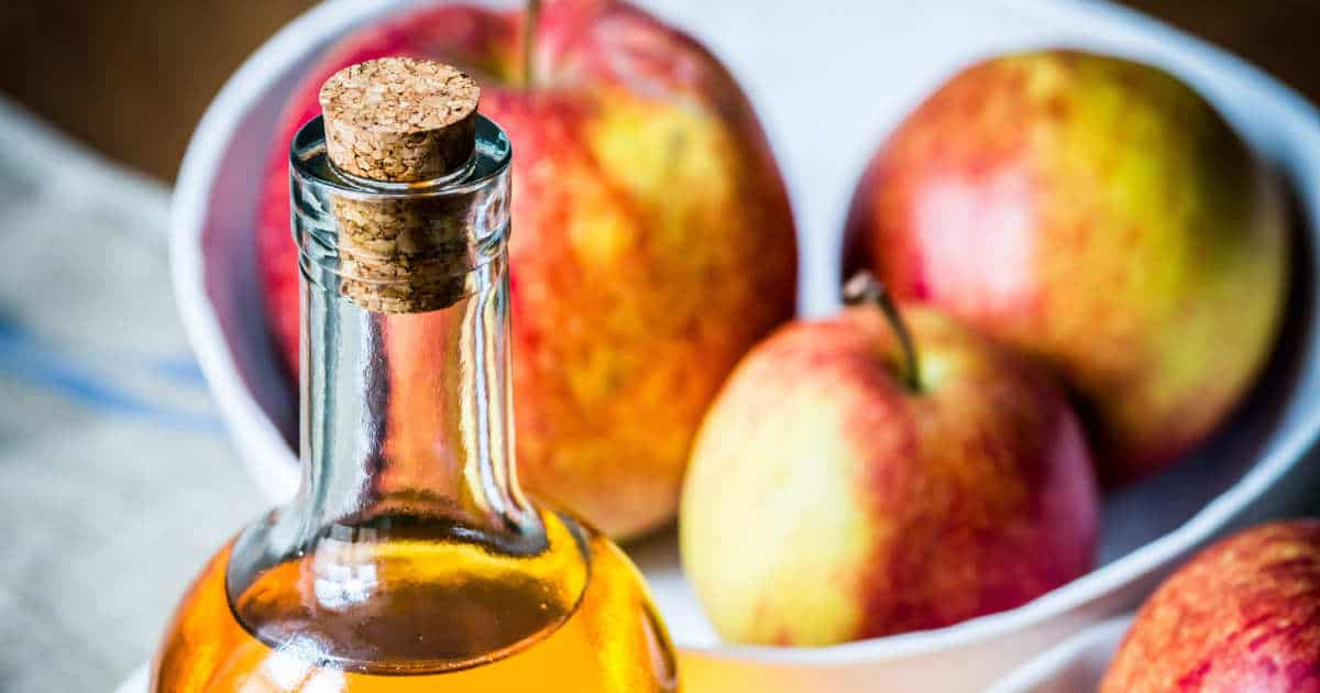 vinaigre cidre pomme reflux gastrique