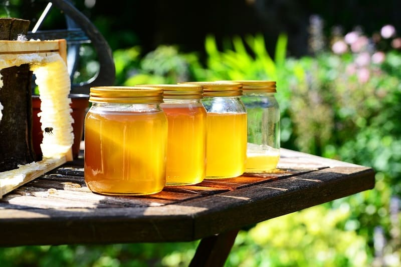 reflux gastrique et miel