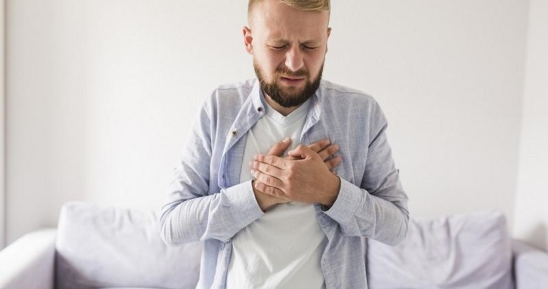 Extrasystole et reflux gastrique