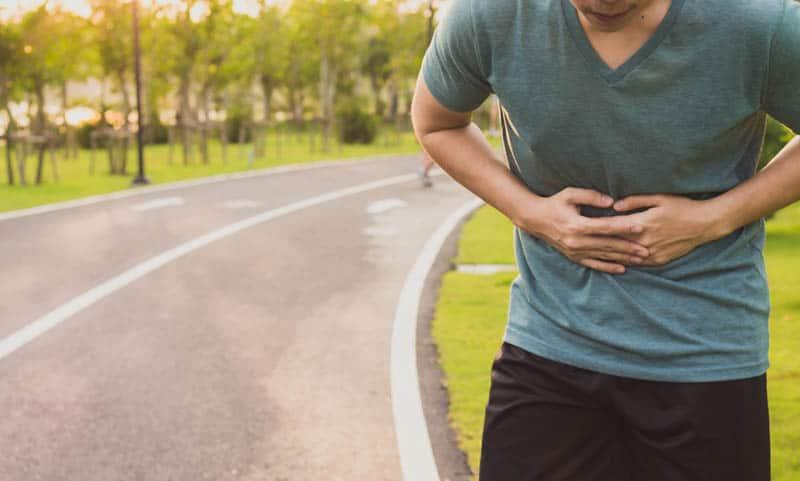 reflux gastrique et course à pied