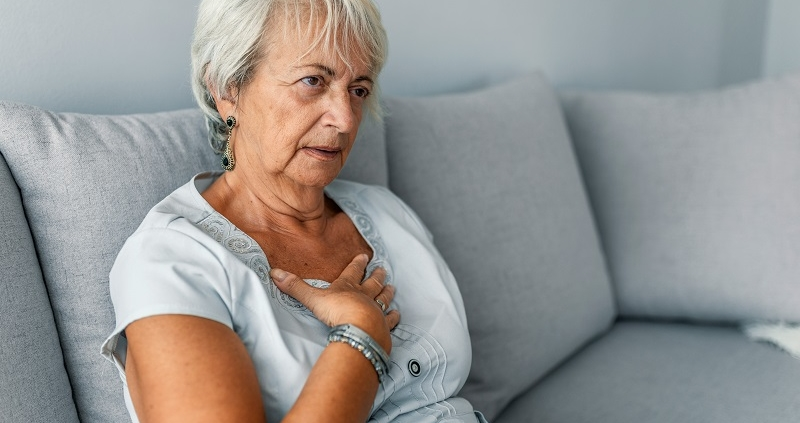 Reflux gastro-œsophagien personnes âgées